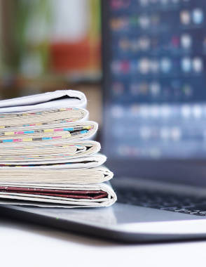 Document management blog