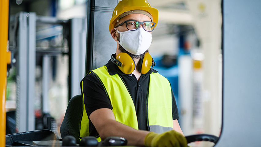 Manufacturing improve workplace safety