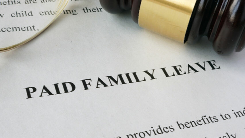 Temporary Rule Paid Leave under the Families First Coronavirus Response Act