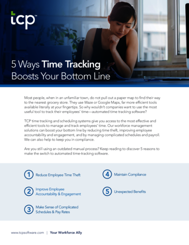 Time tracking boosts bottom line cover