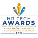 TCP 2021 HR Tech Award