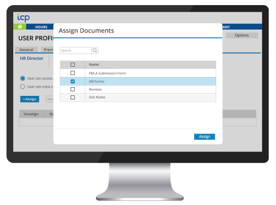 Document Management Manage Permissions