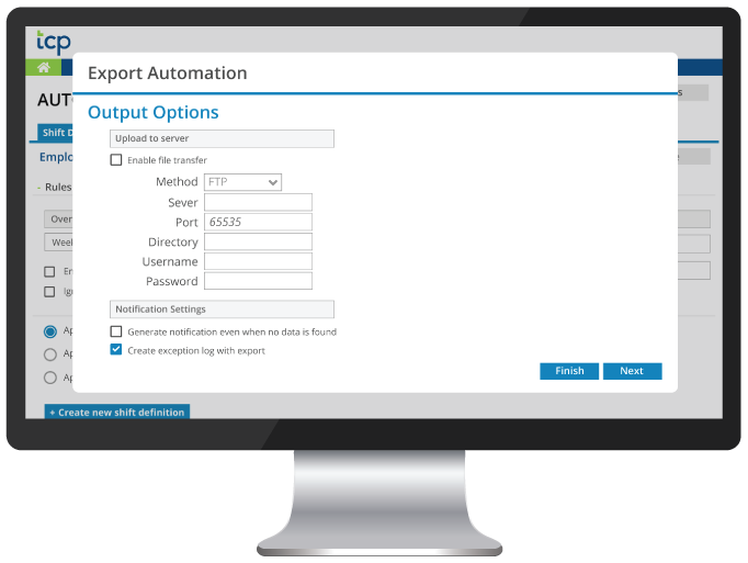 Payroll Integration Automations