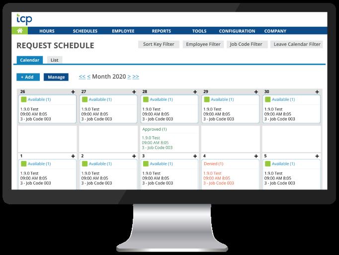 Integrated Request Platform
